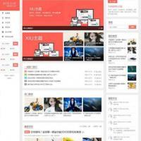 阿里百秀XIU WordPress博客主题模板源码v7.1