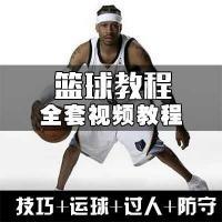 20G篮球培训教程 打篮球的技巧教学视频教程