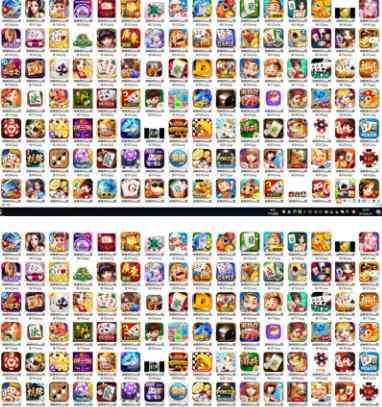 棋牌icon图标素材 高清合集 约300M