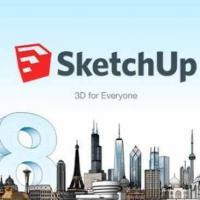 SketchUp+enscape方案渲染教程全套