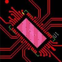 CR2032和CR1220纽扣电池PCB封装库AD文件