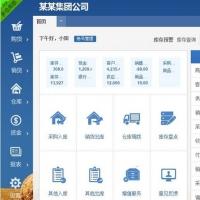 进销存ERP多仓库管理系统 PHP网页版源码程序