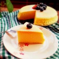 君之轻乳酪蛋糕的做法窍门 8寸乳酪戚风蛋糕的做法大全