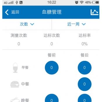 安卓Android医疗健康类追踪记录APP应用源码