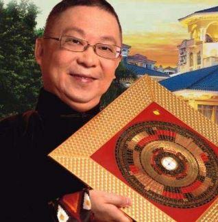 李居明-风水大师面相学图解视频 面相与命运