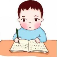如何教幼儿孩子写字的方法图片 怎么样教孩子写字的小窍门