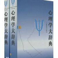 心理学书籍推荐《心理学大辞典》上/下卷PDF电子书下载