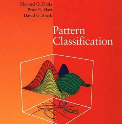 Pattern classification 2ed 带配套Matlab代码