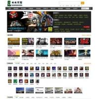 木木不哭网站最新源码 木木不哭源码/lol视频解说网站模板源码 织梦CMS5.7