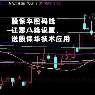 殷宝华江恩八线选股公式详细图解视频教程