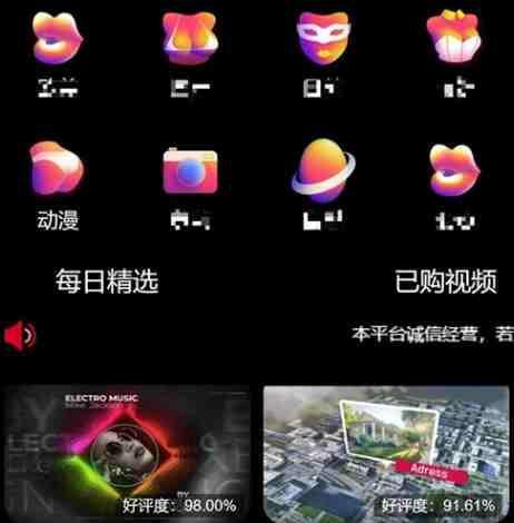 微信视频打赏源码 新UI包天付费+可扣量+代理