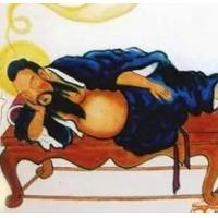 南怀瑾道家仙睡功心法带图的 睡功的正确方法及姿势_睡功初级入门功法